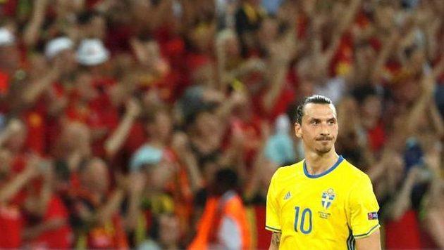 Ve středu odehrál Zlatan Ibrahimovic poslední reprezentační zápas.