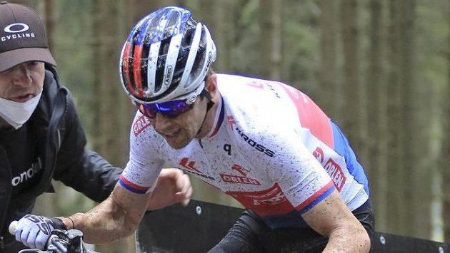 Český závodník Ondřej Cink na archivním snímku.