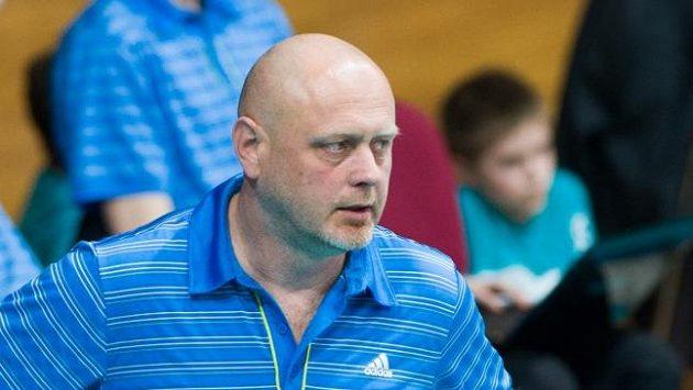 Reprezentaci českých volejbalistů převezme ostravský trenér Zdeněk Šmejkal.