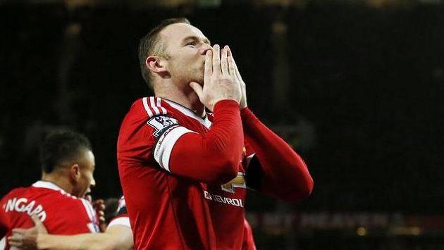 Wayne Rooney bude svému týmu chybět