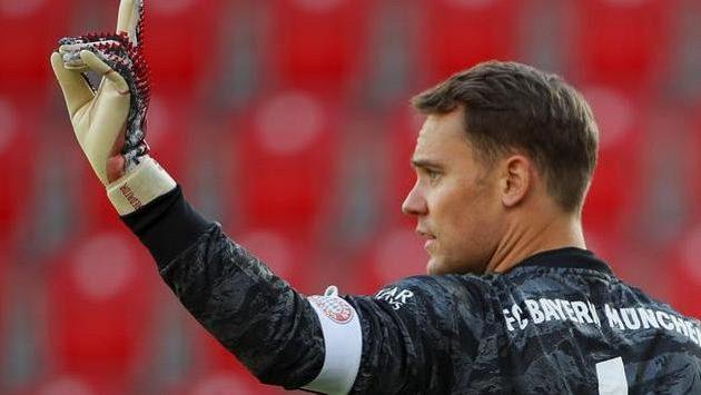 Manuel Neuer bude v Bayernu pokračovat i nadále