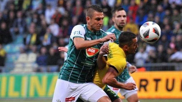 Fotbalisté Jablonce kralovali i na hřišti Žiliny
