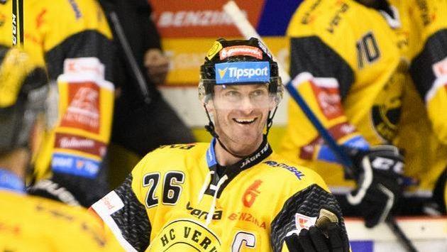 Viktor Hübl bude pokračovat v Litvínově.