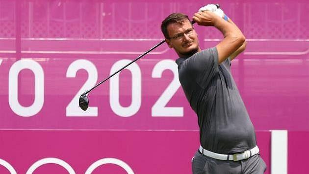 Ondřej Lieser je po prvním kole olympijského turnaje v Tokiu na děleném 48. místě