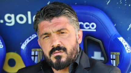 Fotbalisty Neapole povede po Ancelottim legenda AC Milán Gattuso
