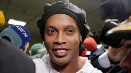 Ronaldinho se brzy dočká propuštění z vězení