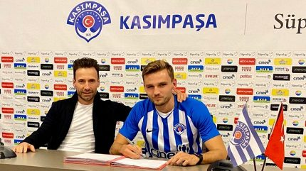 Kasimpasa utrpěla při Břečkově ligovém debutu debakl
