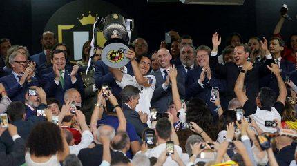 Messi dal gól, ale na trofej nedosáhl. Španělský pohár nečekaně vyhrála Valencie