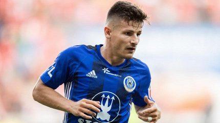Fotbalista Pilař se v Olomouci vrátil do ligového mužstva