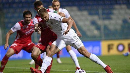 Fotbalisté Hradce v lize zvítězili potřetí za sebou