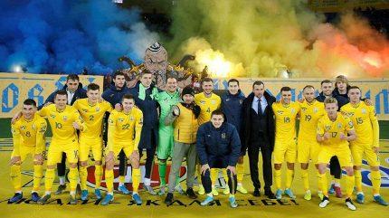 Ukrajina má na dosah postup na ME, Andorra poprvé vyhrála