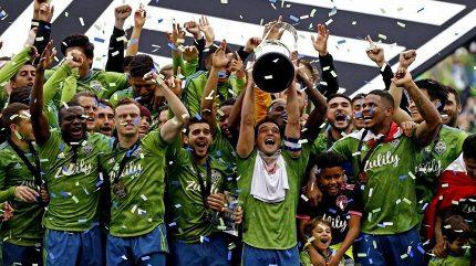 Fotbalisté Seattlu po třech letech vyhráli MLS
