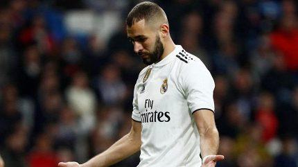 Benzema si zlomil ruku a rozšířil marodku Realu