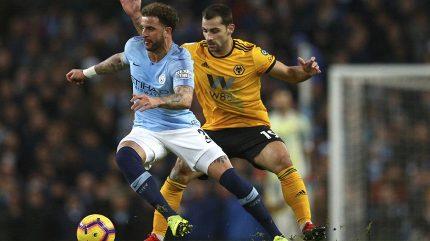 Manchester City si poradil s oslabeným Wolverhamptonem