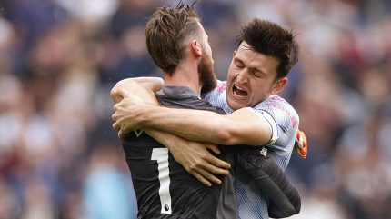 Manchester United přišel na pár týdnů o zraněného kapitána Maguirea