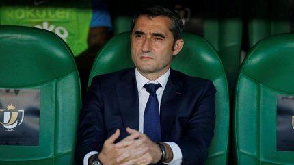 Valverdeho po nepovedeném závěru sezony podpořil šéf Barcelony