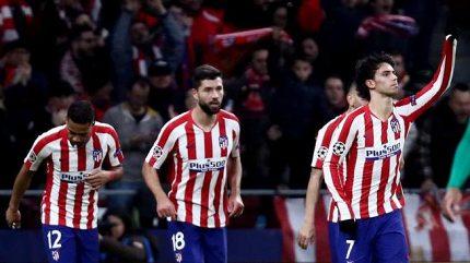 Bergamo při premiéře v LM urvalo postup, poslední se do osmifinále procpalo Atlético Madrid