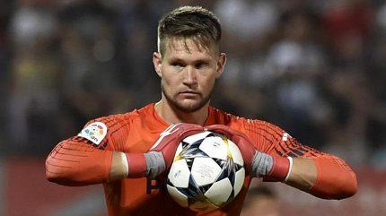 Vaclík pustil dva góly, Messi vstřelil 400. branku v lize