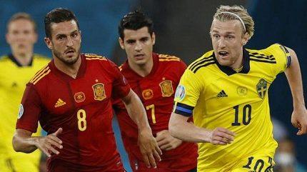 Švédská tvrz na EURO odolala, favorit musel na výhru zapomenout