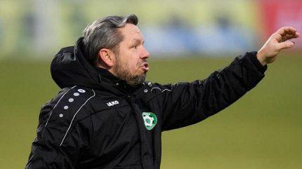 Horváth získal profi licenci a už je hlavním trenérem Příbrami