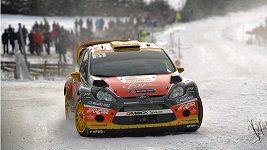 Havárie Martina Prokopa na Rallye Monte Carlo