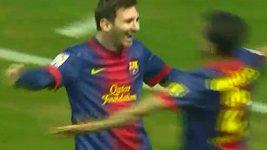Messiho gól proti Malaze