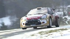 Loeb Citroen WRC