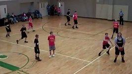 Basketbalová trefa snů