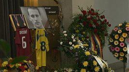 Pohřeb Václava Drobného