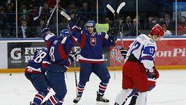 Rusko - Slovensko 3:2pp