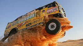 Bonver Dakar team