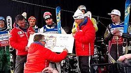 Závod Alpine Rock Fest ovládl Davide Simoncelli.