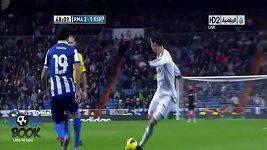 Real Madrid vs. Espaňol.