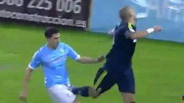 Obránce Realu Pepe trefil protihráče do citlivých míst
