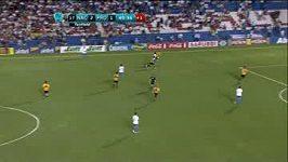 Vlastní gól v uruguayské lize