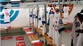 Jak si žijí Češi v Saalsporthalle