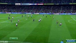 Messiho gól proti Bilbau.