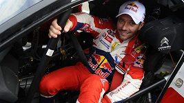 Poslední závod Sébastiena Loeba