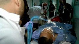 Bývalý boxerský šampión Camacho byl těžce zraněn v Portoriku.