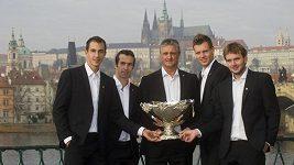 Daviscupoví reprezentanti hodnotili nedělní vítězství