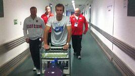 Radek Štěpánek dodává Tomáši Berdychovi šťávu