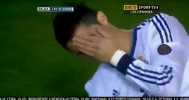 Jak Ronaldo málem přišel o oko.