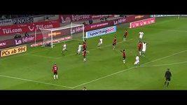 Juan Arango gól