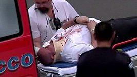 Při výtržnostech v Argentině bylo zraněno pětadvacet lidí.