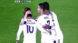 Real Madrid rozstřílel Mallorku.