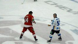 Hokej bitka Gillies