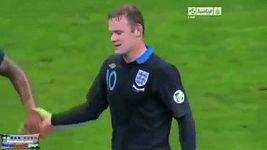 Goly zápasu Polsko - Anglie