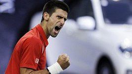 Šanghajské finále Djokovič - Murray