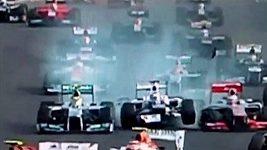 Rosberg Kobayashi Button
