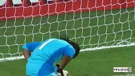 (Ne)šťastný gól z penalty